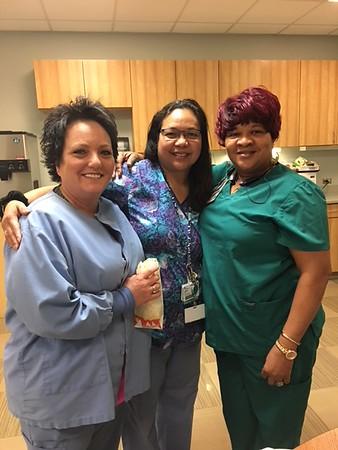 Perianesthesia Nurse Awareness Week (Feb.2018)