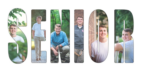 Senior collage