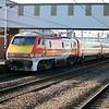 91102 0721/1Y03 Newcastle-Kings Cross at Peterborough