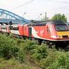 43307_43257 0817/1Y08 Newcastle-Kings Cross at Peterborough