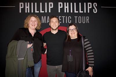 Phillip Phillips 2018