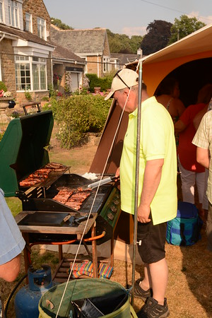 Pit villages and BBQ