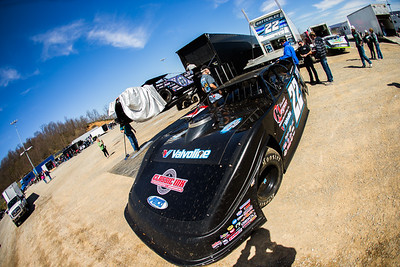 Gregg Satterlee (22) and Scott Bloomquist (0)