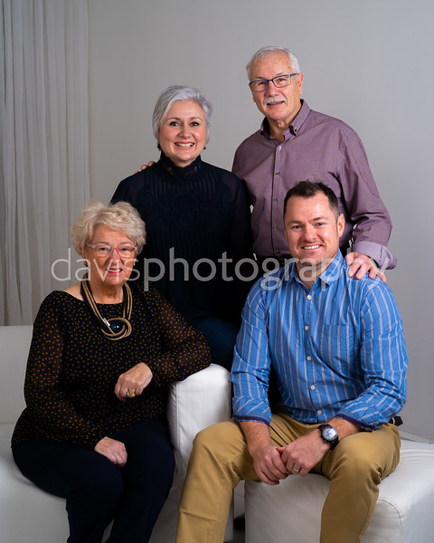 Cooke Family