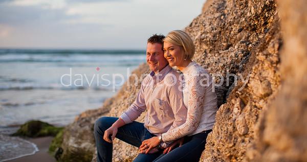 Joanna & Andrew Pre Wedding Shoot