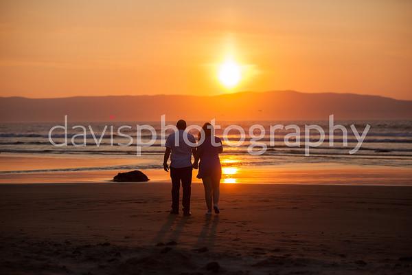 Stacey & Adi's Sunset Shoot