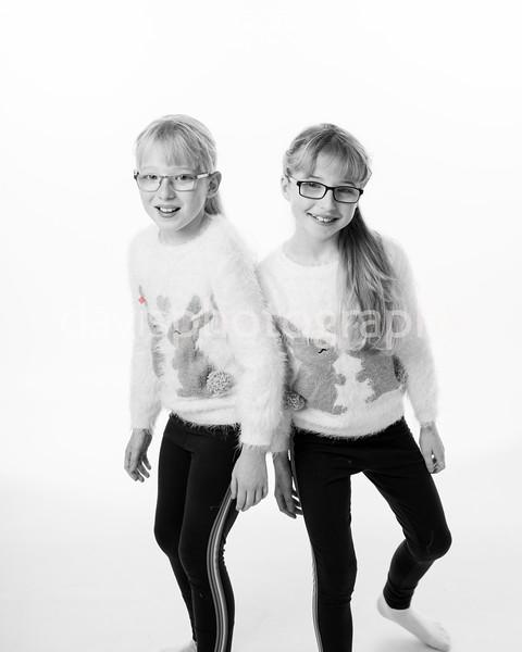 Twins Helen & Rebecca