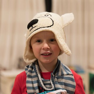 Orlando and His Polar Bear Hat (3 Years 11 Months)