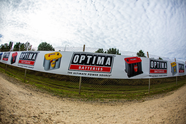 Optima Batteries banner