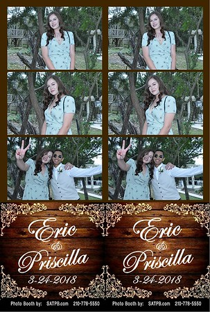 Priscilla & Eric