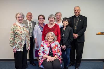 Providence Child Center Guild Retirement Tea