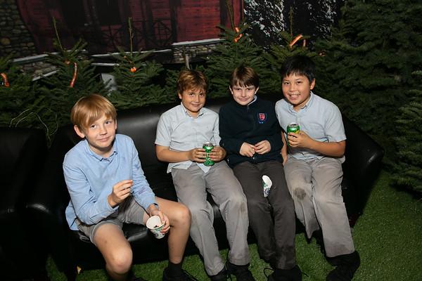 2018.11.30 The Guardsmen Tree Lot-Kids Day