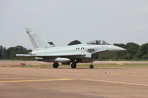 Typhoon FGR.4/T.3 Fairford 12/07/18