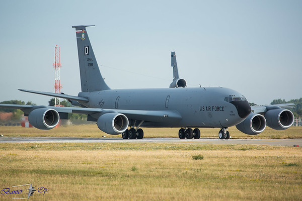 RAF Mildenhall - Monday 9th July 2018