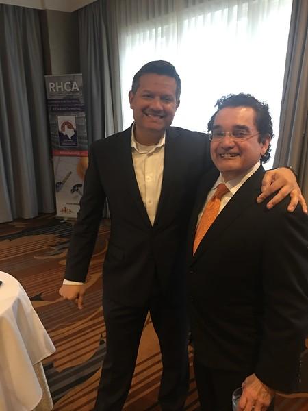 RHCA Ambassador Meeting Followed by a Networker 03 09 18