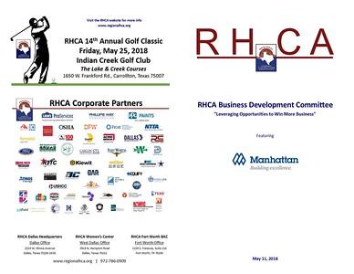 RHCA Business Development Featuring Manhattan Construction