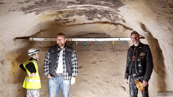 Reigate Caves, 8 Sep 2018