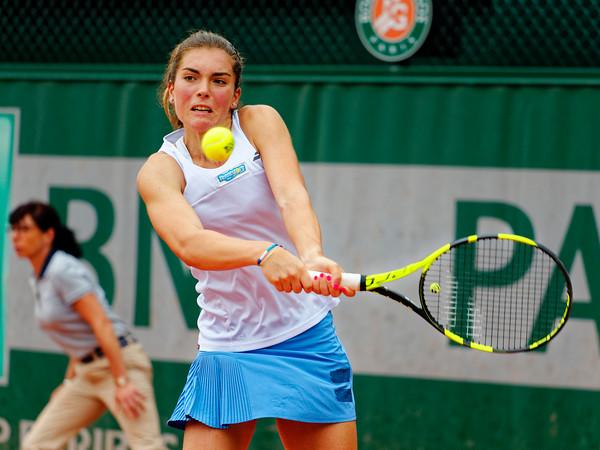01.05 Eleonora Molinaro - Roland Garros juniors 2018