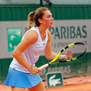 01.05b Eleonora Molinaro - Roland Garros juniors 2018