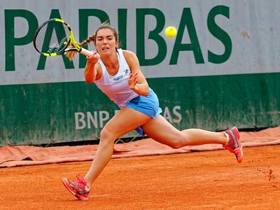 01.05a Eleonora Molinaro - Roland Garros juniors 2018