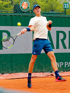 01.06 Sebastian Korda - Roland Garros juniors 2018