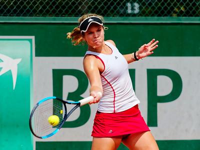 01.02 Caty Mcnally - Roland Garros juniors 2018