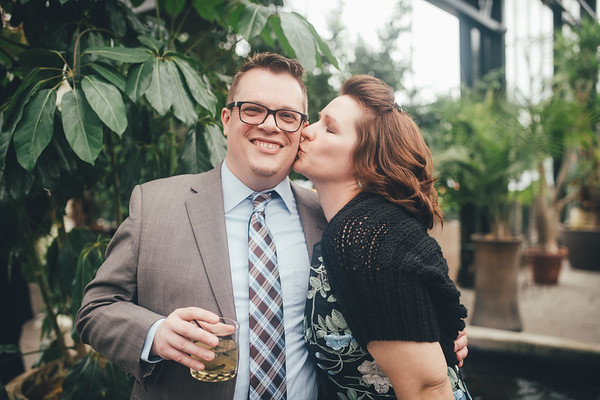 Chris was shy of taking photos, so Sarah stepped it up and made it impossible for Chris not to smile!