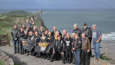 Rumble in the Mumbles, 7-9 Sep 2018