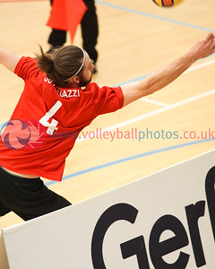 2017-18 Scottish Cup and Plate Semi-Finals, Ravenscraig Regional Sports Facility, Sat 10th Mar 2018  © Michael McConville   http://www.volleyballphotos.co.uk/2018/SCO/Cups/2018-03-10-Cup-Plate-Semi-Finals/