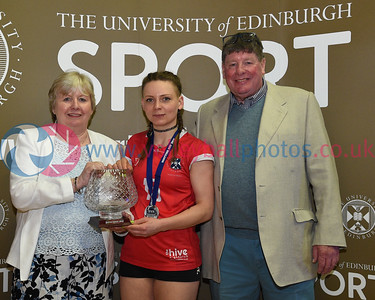 City of Edinburgh II 2 v 3 Mets Vets (19-25, 17-25, 25-21, 25-23, 1-15), Men's Plate Final, University of Edinburgh, Centre for Sport and Exercise, 21 April 2018.  © Lynne Marshall
