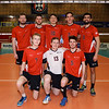 """University of Dundee 2 v 0 Perth and Kinross (21, 22), 2018 Men's Conference Cup, University of Edinburgh Centre for Sport and Exercise, Sun 22nd Apr 2018. <br /> © Michael McConville  <br /> <a href=""""https://www.volleyballphotos.co.uk/2018/SCO/Cups/2018-04-22-Mens-Conference-Cup"""">https://www.volleyballphotos.co.uk/2018/SCO/Cups/2018-04-22-Mens-Conference-Cup</a>"""