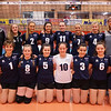 "Marr College A v City of Edinburgh A, 2018 U16 Girls Scottish Cup, University of Edinburgh Centre for Sport and Exercise, Sun 22nd Apr 2018. <br /> © Michael McConville  <br /> <a href=""https://www.volleyballphotos.co.uk/2018/SCO/Junior-SVL/2018-04-22-Womens-U16-Cup-Final"">https://www.volleyballphotos.co.uk/2018/SCO/Junior-SVL/2018-04-22-Womens-U16-Cup-Final</a>"