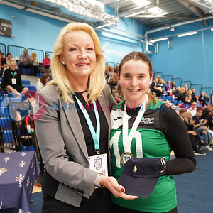 MVP (Girls), 2018 Flying Scots International Invitational, University of St Andrews Sports Centre, Sun 2nd Sep 2018.  © Michael McConville. View more photos at:  https://www.volleyballphotos.co.uk/2018/SCO/NT/U20M/2018-09-02-flying-scots