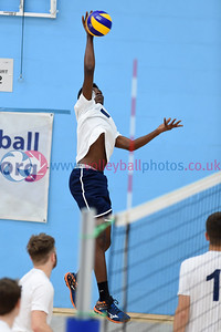 2018 Flying Scots International Invitational, St Andrews University Sports Centre, 1 September 2018.  © Lynne Marshall  https://www.volleyballphotos.co.uk/2018/SCO/NT/U20M/2018-09-01-Flying-Scots-International-Invitational/