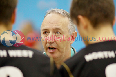 North West England 0 v 2 Northern Ireland (11, 2), 2018 Flying Scots International Invitational, Boys 3rd/4th Playoff, University of St Andrews Sports Centre, Sun 2nd Sep 2018.  © Michael McConville. View more photos at:   https://www.volleyballphotos.co.uk/2018/SCO/NT/U20M/2018-09-02-flying-scots