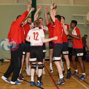 Men's SVL Premier League Presentation, Coatbridge High School, Sun 29th Apr 2018. © Michael McConville https://www.volleyballphotos.co.uk/2018/SCO/SVL/2018-04-29-SVL-Presentations