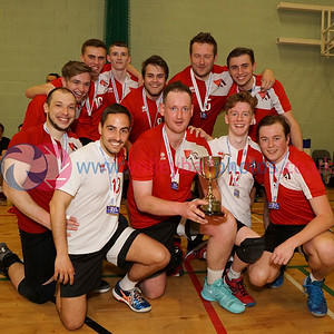 Men's SVL Division 1 League Presentation, Coatbridge High School, Sun 29th Apr 2018. © Michael McConville https://www.volleyballphotos.co.uk/2018/SCO/SVL/2018-04-29-SVL-Presentations