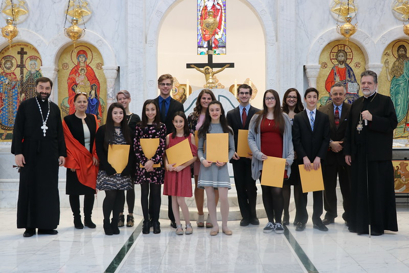St. John Chrysostom Oratorical Festival - Westland