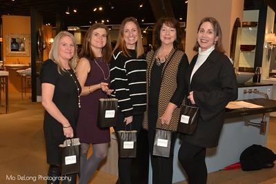 Dana Horner, Mimi Towle, Leah Bronson, Michele Johnson and Debra Hershon