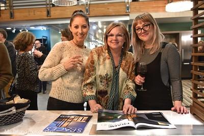Ariel Ashor, Wendy Raffier and Grace Van Oosbree