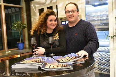 Astrid Costa and Dustin Vorsatz