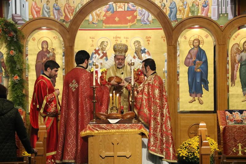 Saginaw Liturgy and Name Day Glendi