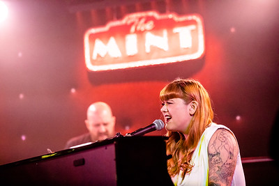 Sarah Ault and the Super Natural @misssarahault @SuperNatrlMusic @themintla