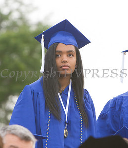 Honor Graduates are recognized during the Poughkeepsie High School 146th Commencement Exercises for the graduating Class of 2018 on Friday, June 26, 2018 in Poughkeepsie, NY. Hudson Valley Press/CHUCK STEWART, JR.
