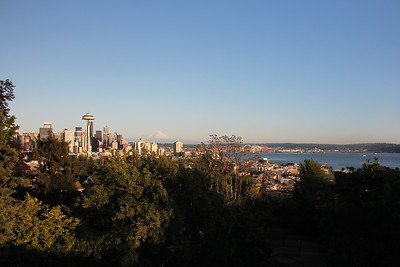 Beautiful Seattle Weekend