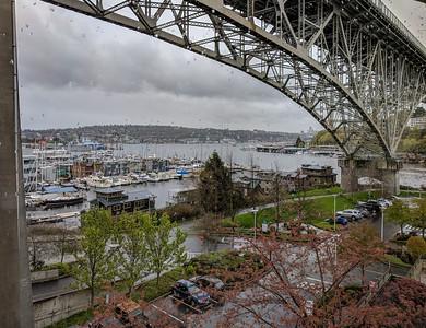 Seattle, April 2018