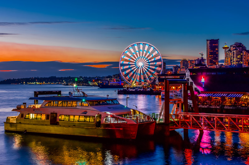 Enchanting Seattle