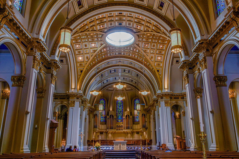 Magnificent St. James Cathedral
