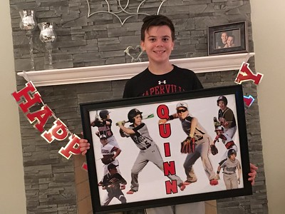 Sept 8-10: Quinn's 12th Birthday