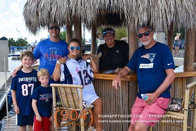 Jaguars Tailgate Party - 9.16.18